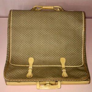 Auth. FREESHIP VTG Gucci Microguccissima Garm. Bag